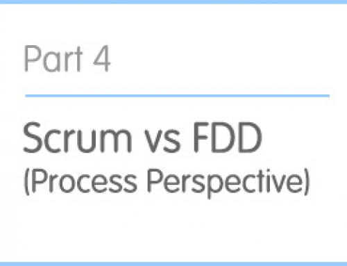 Part 4: Scrum vs FDD (Process Perspective)